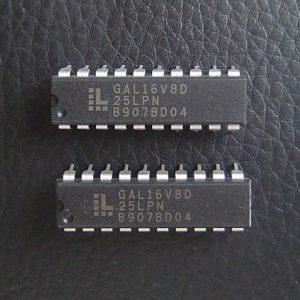 GAL16V8D