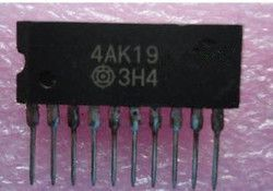4AK19 japan auto ecu ic
